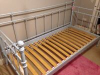 IKEA day bed.