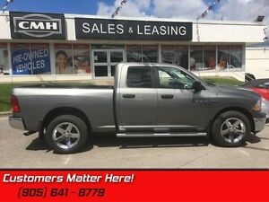 "2010 Dodge Ram 1500 SLT  4X4, HEMI, 20"" CHROMES, BUCKETS, BLUETO"