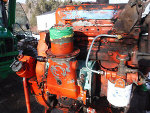 353 DETROIT DIESEL ENGINE