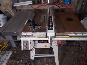 TABLE SAW / ROUTER COMBO