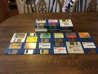 Selection of Floppy ST Games