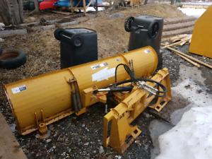 HLA 200 tractor snow blade