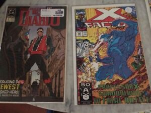 Comics Books ,Bande Dessinée Lot Marvel and DC