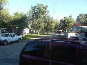 Mobile Home Park on 2 acres in Southern Alberta