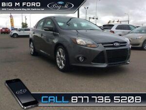 2013 Ford Focus Titanium  - Bluetooth -  Heated Seats - $111.32