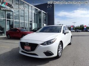 2016 Mazda Mazda3 GS - Heated Seats - $99.00 B/W