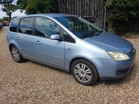 Ford Focus C-MAX 1.8 16v 2005MY Ghia, Years Mot, Handy MPV