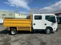 NISSAN CABSTAR 3.0 35.13 LWB SHR *BUY TODAY FROM £116 PER MONTH*