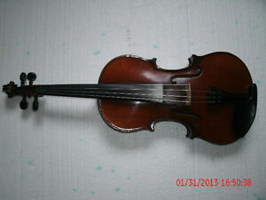 RARE ANTIQUE MARTIN VIOLIN , CIRCA 1883-1907