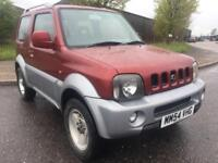 2005 54 SUZUKI JIMNY 1.3 MODE 4X4 3 DR ESTATE STUNNING CONDITION