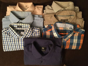 Lot of men's clothes/suits Kitchener / Waterloo Kitchener Area image 1