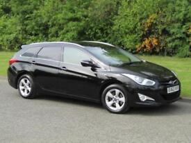 2013 63 Hyundai i40 1.7 CRDi Style Blue Drive Manual 6 Speed Diesel Estate