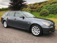 2008 BMW 530D SE LCI MODEL Touring AUTOMATIC Low Mileage Estate