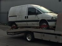 CARS AND VANS WANTED ANY CONDITION FREE SAME DAY COLLECTION