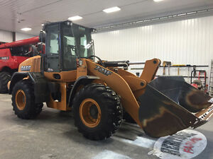 2015 CASE 721F Wheel Loader