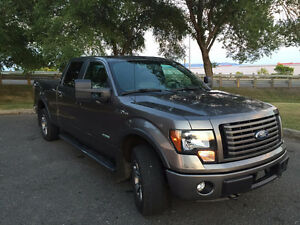 GREAT CONDITION! 2011 FORD F-150 FX4 TOW PKG|LEATHER| SUNROOF|