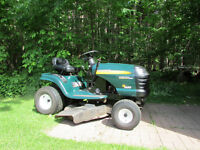 "Craftsman 42"" Riding Lawn Tractor 16 HP"