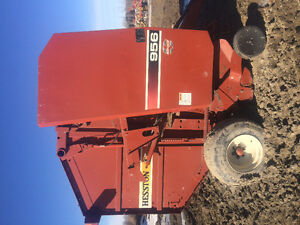 Used John Deere,New Holland and Hesston baler parts for sale