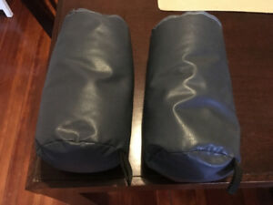 Massage bedding and boulsters