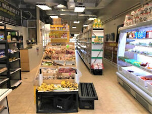 Grocery Supermarket & Meat Shop For Sale in Mississauga