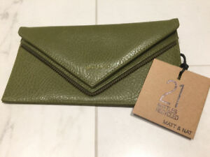 Matt & Nat Vegan Envelope Wallet
