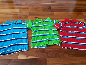 3T boys polo shirts - $8 for all 3