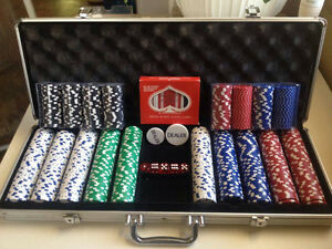 Poker set - Make me an Offer - Pickup in Wakaw