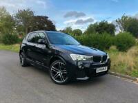 2014 BMW X3 xDrive30d M Sport 5dr Step Auto ESTATE Diesel Automatic