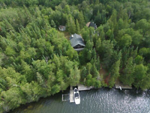 Water Access Cabin for Rent Lake of the Woods