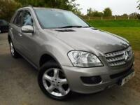 2008 Mercedes Benz M Class 3.0 ML320 CDI Sport 7G Tronic COMMAND APS! Parktro...