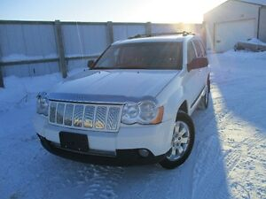 2008 Jeep Grand Cherokee Limited*DVD*DIESEL*