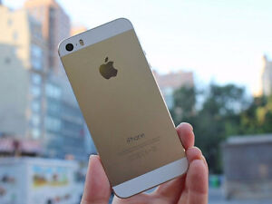 Gold 16GB iPhone 5S for sale! Bought in Fall 2015