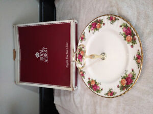 Royal Albert Fine Bone China Serving Plate
