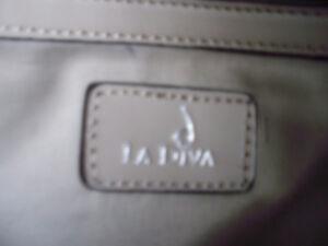LA DIVA Italian Designed Black Leather Shoulder Bag for sale Cambridge Kitchener Area image 9
