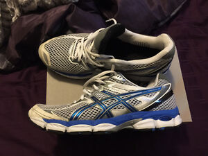 Barely used running shoes
