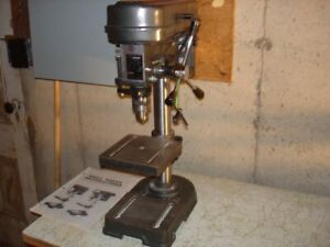 Drill press (Woodstock NB)