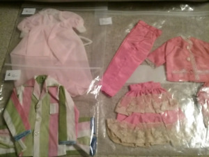 1960's Generic Barbie Doll Clothes