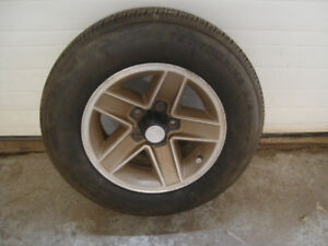 Used Original 82-87 Chevrolet Camaro Z28 Wheels