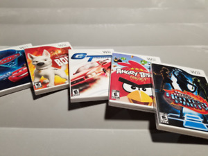 Wii games good price