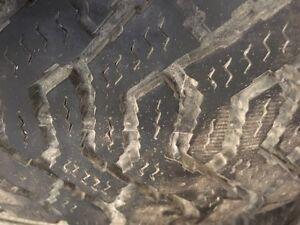 4 winter tires on rims 205/55R16 Peterborough Peterborough Area image 2