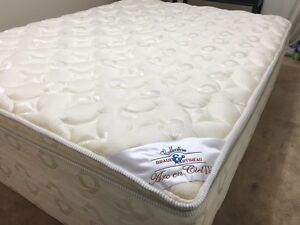 Brand New Deluxe Queen bed / lit - Delivery