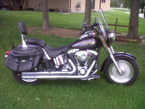 2004 Harley Davidson FLSTF (motorcycle trade ups possible)