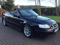 SAAB 9-3 2.0T LINEAR 2DR CONVERTIBLE 2006 55