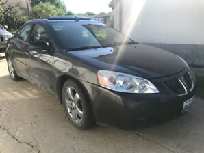 Attention handy men!  2005 Pontiac G6