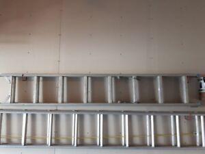 14 Ft Aluminum Single Extension Ladder