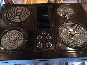 GE stove top for sale