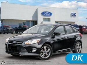 2012 Ford Focus SE w/Heated Seats, Sport Pkg, and Much More!