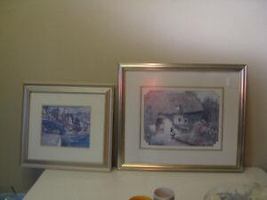 framed art various sizes large $5  small$3 St. John's Newfoundland image 4