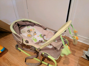 Babymoov bouncer- chaise bébé