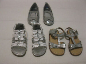 3 Pairs of Size 7 Toddler Shoes